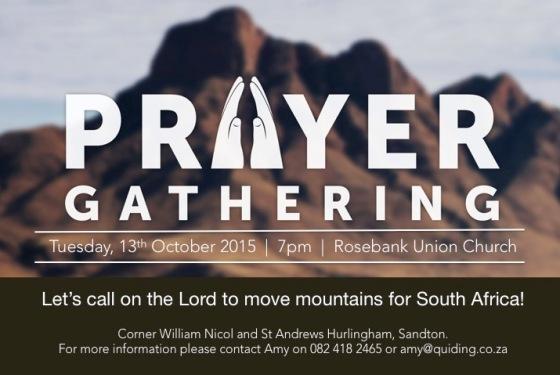 SA Prayer Meeting